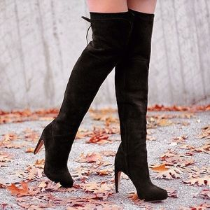 NWOT Sam Edelman Kayla Over the knee boots